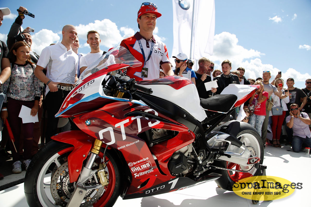 Exclusive: public presentation NEW bike and NEW team World Superbike 2018? OTTO Racing by BMW POWER!
