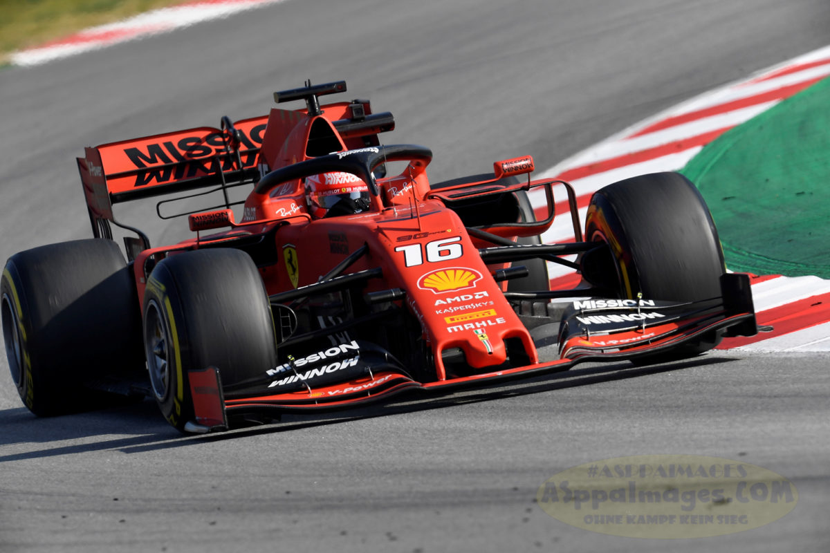 "Leclerc ""having a negative effect"" on Ferrari – Villeneuve"