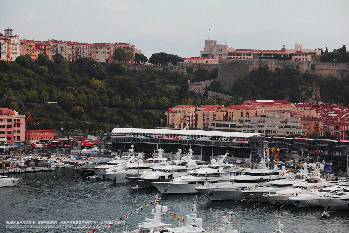 Formula-1 Grand Prix de Monaco 2019 | Photoreportage by Aleksandr Seregin