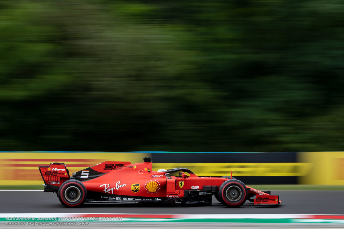 Gallery FIA Formula-1 Grand Prix Hungary 2019 | Day 1: Free Practive 1 & free Practice 2 | Aleksandr B. Seregin | CPS Canon Team | ASppaImages.COM