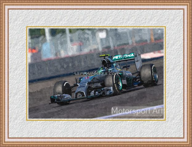 117.Motorsport.Art.Formula.1.ASppaImages.COM_2014 by .