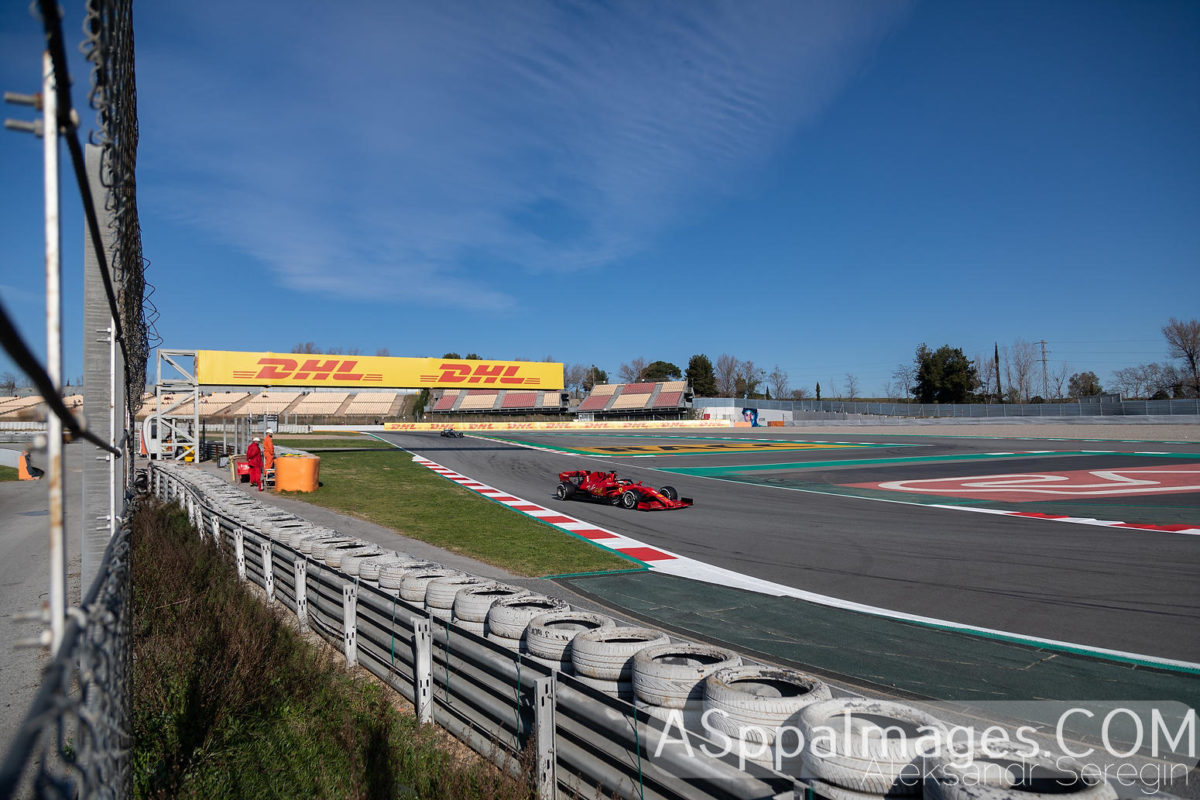 127.2020.FIA.F1.Test.Barcelona.Day.4.FER.ASppaImges.COM by ASppaImages.COM | Aleksandr B. Seregin (c).
