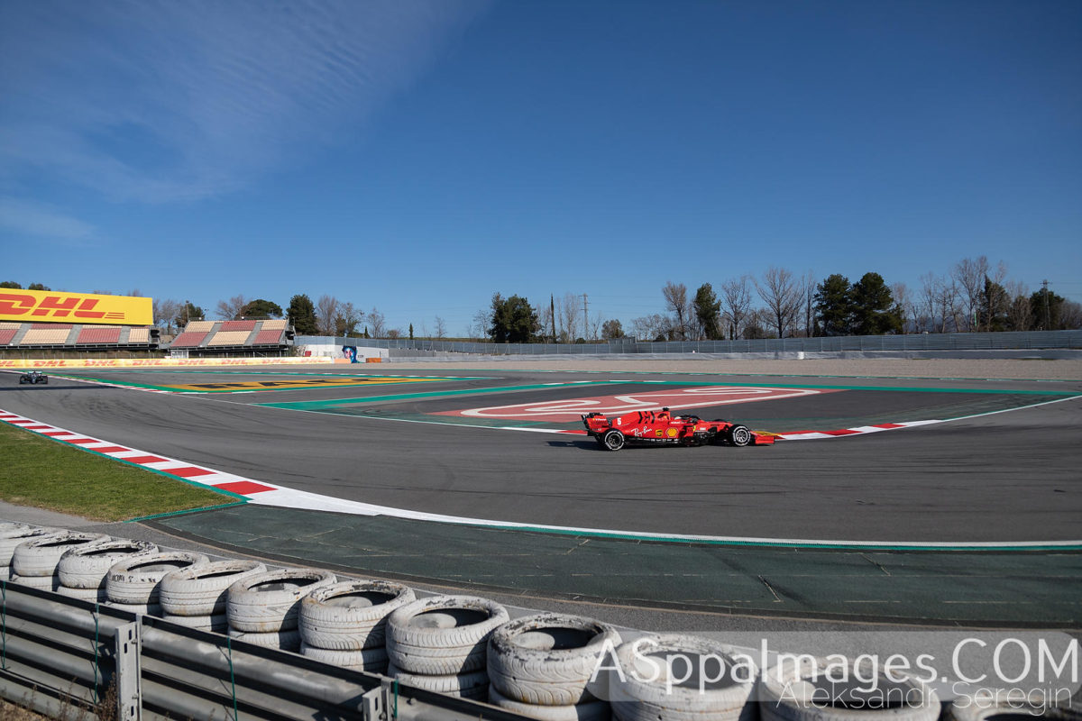 129.2020.FIA.F1.Test.Barcelona.Day.4.FER.ASppaImges.COM by ASppaImages.COM | Aleksandr B. Seregin (c).