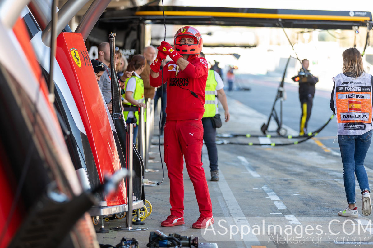 218.2020.FIA.F1.Test.Barcelona.Day.4.FER.ASppaImges.COM by ASppaImages.COM | Aleksandr B. Seregin (c).