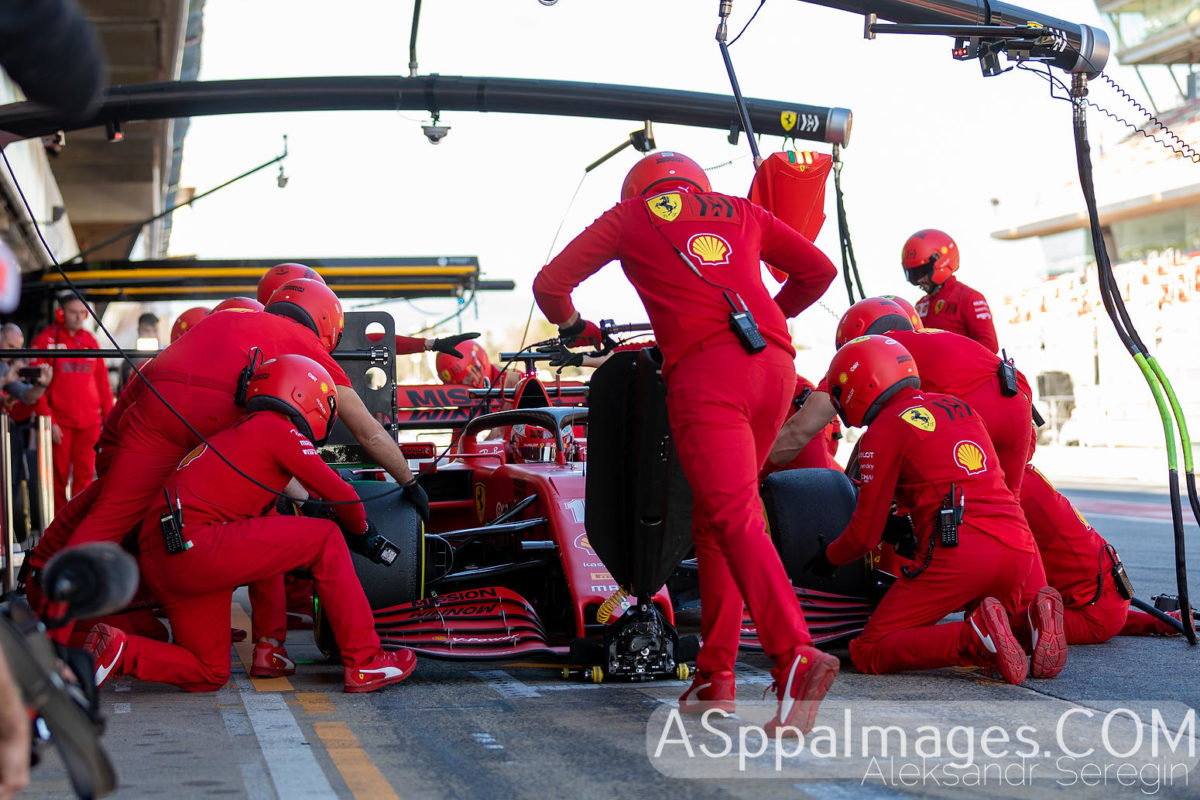 225.2020.FIA.F1.Test.Barcelona.Day.4.FER.ASppaImges.COM by ASppaImages.COM | Aleksandr B. Seregin (c).