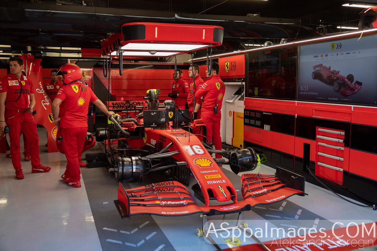 246.2020.FIA.F1.Test.Barcelona.Day.4.FER.ASppaImges.COM by ASppaImages.COM | Aleksandr B. Seregin (c).