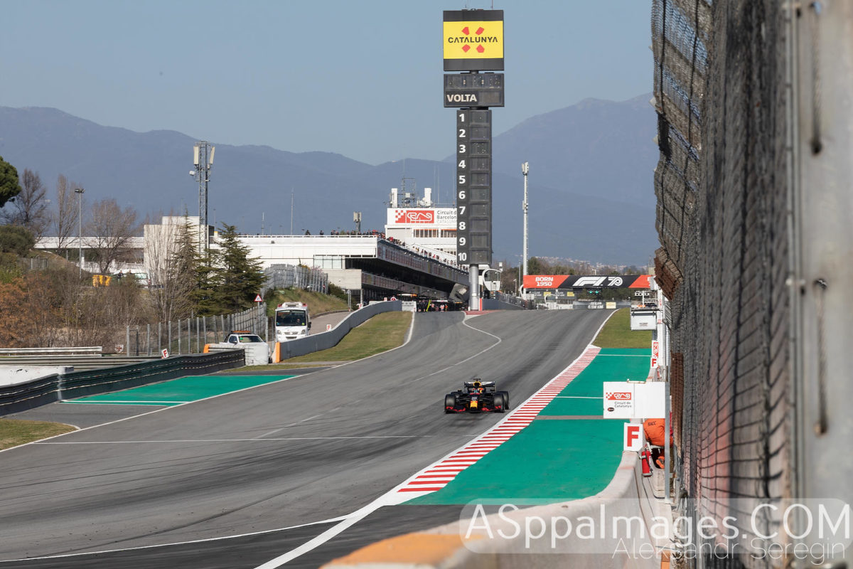 262.2020.FIA.F1.Test.Barcelona.Day.5.RB.ASppaImges.COM by ASppaImages.COM | Aleksandr B. Seregin (c).