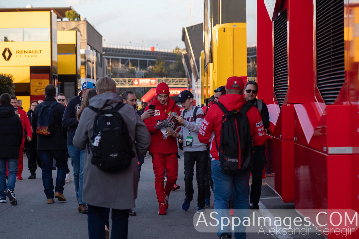279.2020.FIA.F1.Test.Barcelona.Day.4.FER.ASppaImges.COM by ASppaImages.COM | Aleksandr B. Seregin (c).