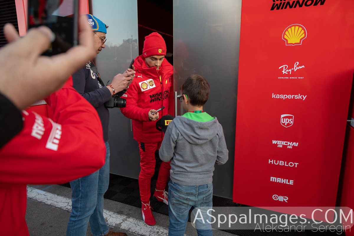 293.2020.FIA.F1.Test.Barcelona.Day.4.FER.ASppaImges.COM by ASppaImages.COM | Aleksandr B. Seregin (c).