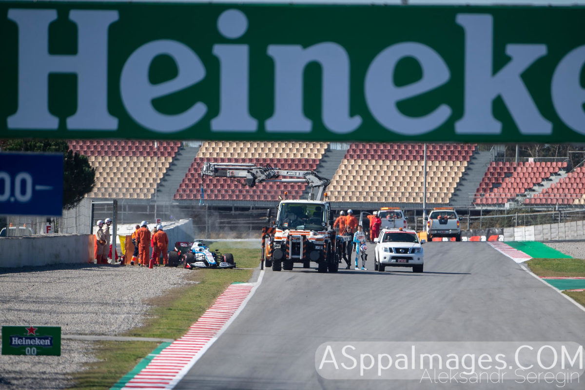 7.2020.FIA_.F1.Test_.Barcelona.Day_.4.WIL_.ASppaImges.COM_ by ASppaImages.COM | Aleksandr B. Seregin (c).