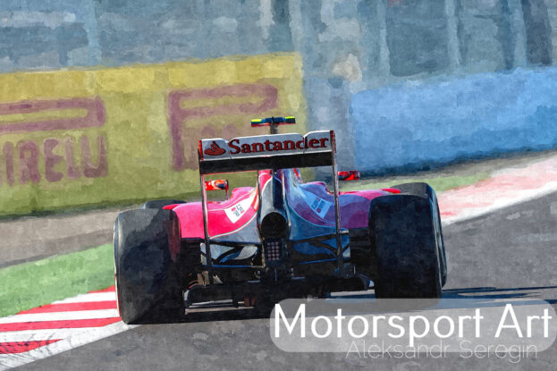 147.Motorsport.Art.Formula.1.ASppaImages.COM_2014 by .
