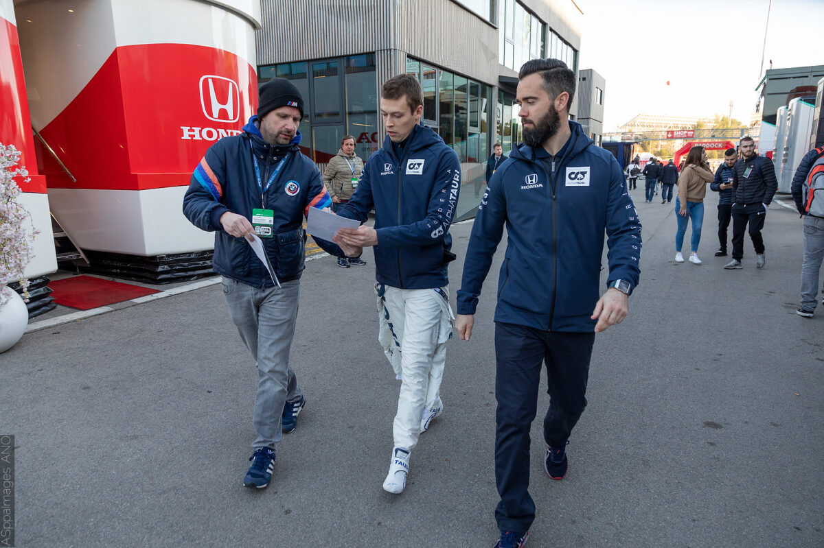 242.2020.FIA.F1.Test.Barcelona.Day.6.ALPHAT.ASppaImges.COM by .