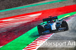 41.FIA.F1.2020.Motorsport.Art.ASppaImages.COM by .