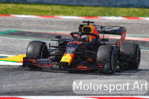 47.FIA.F1.2020.Motorsport.Art.ASppaImages.COM by .